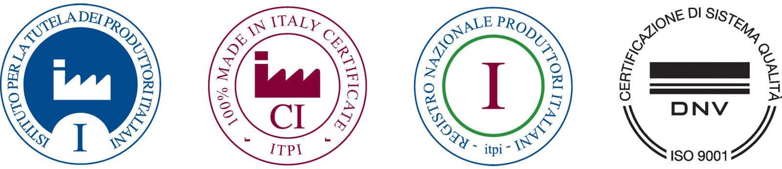margaroli-certificazioni
