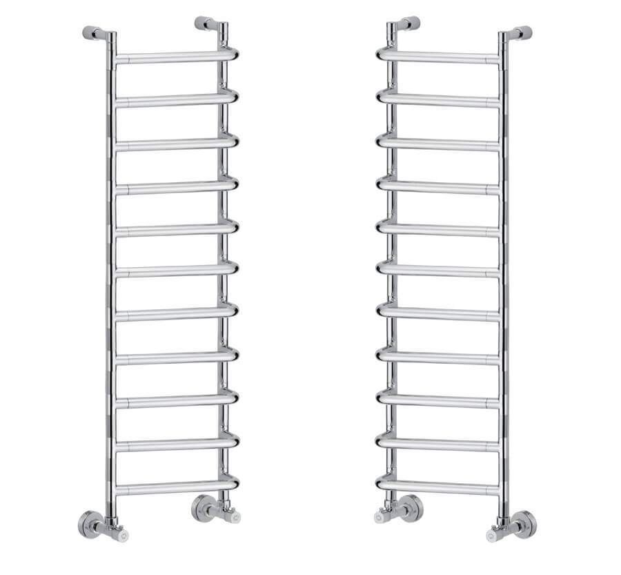 Heated Towel Rails-margaroli-488/11DX 488/11SX